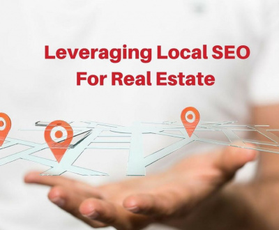 local SEO for a real estate agent