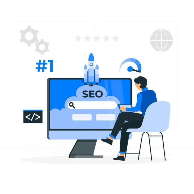 illustration of local seo for home services